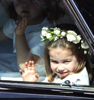 Фото №5 - Принцесса Шарлотта растет копией прабабушки: 4 доказательства