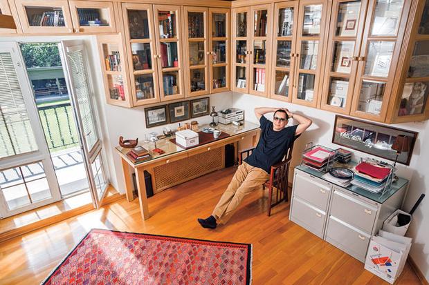 Фото №2 - Егор Кончаловский: «Самая большая территория в доме— моя»
