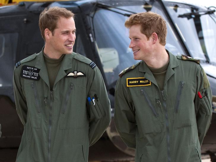 Фото №3 - Хобби по наследству: любимое занятие Уильяма и Гарри, которое увлекло и юных Кембриджских