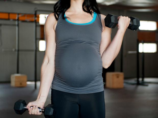 Фото №5 - 5 фитнес-упражнений, которые противопоказаны беременным