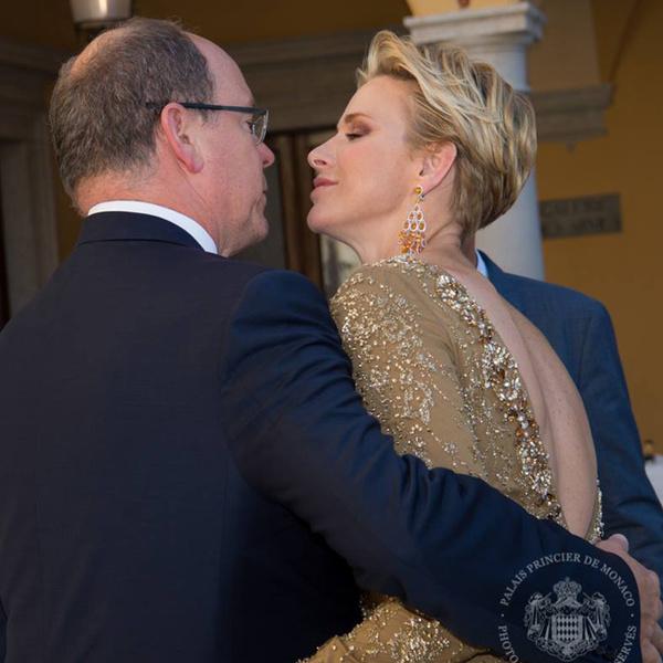 Фото №8 - Как княгиня Монако Шарлен провела июнь