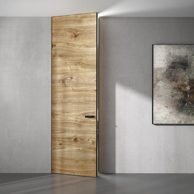 Фото №10 - Скрытые возможности: двери-невидимки в интерьере