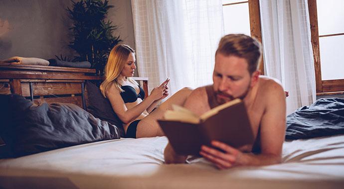 Действительно ли без секса можно обойтись?