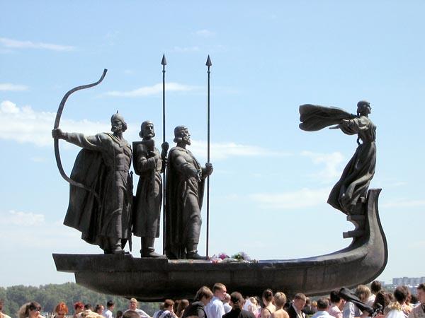 Фото №1 - Киев возвращает способность удивляться