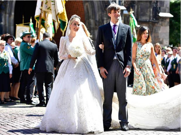 Фото №12 - Принцы, которые выбрали любовь: современные королевские мезальянсы