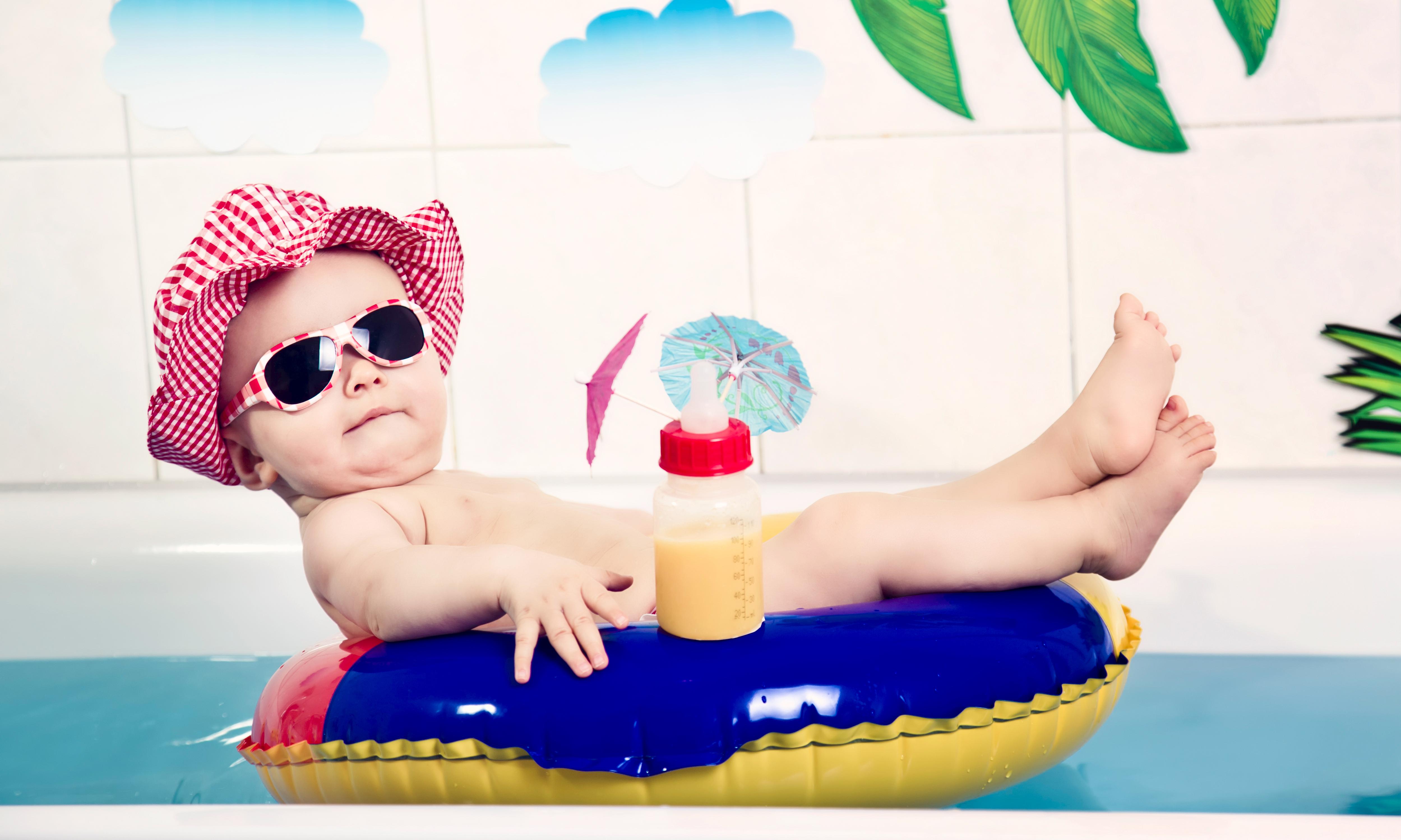 Что делать, если ребенок не любит мыть голову