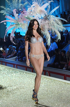 Фото №30 - Полцарства за бюстгальтер: как выглядят все драгоценные Fantasy Bra Victoria's Secret