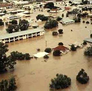 Фото №1 - 684 человека погибли от наводнений в Индии