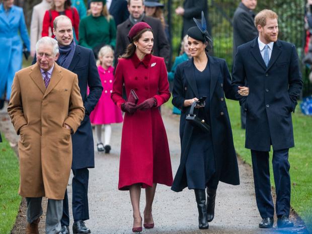Фото №2 - Как Виндзоры поздравили принца Чарльза с днем рождения (и чем снова отличились Сассекские)
