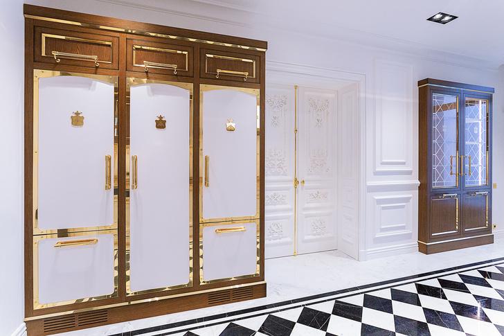 Фото №6 - Белое золото: новая кухня Officine Gullo
