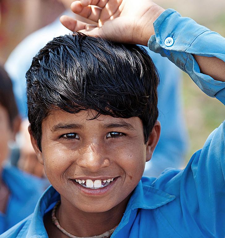 Фото №6 - Накопительный вклад: как воспитывают детей в Индии