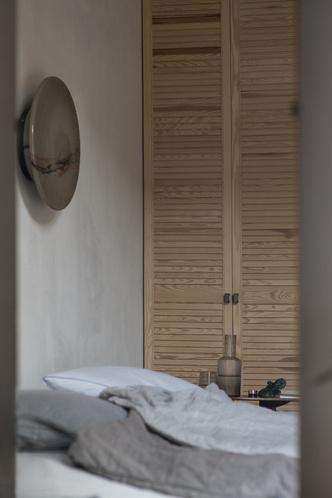 Фото №8 - Квартира 45 м² с винтажной мебелью в Гданьске