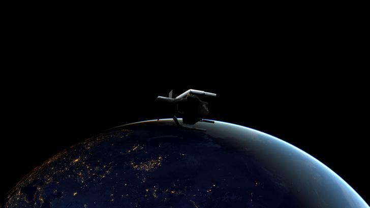 Фото №1 - Названы сроки отправки первого космического «мусорщика»
