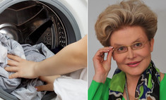 Супербактерии в стиральных машинах: Елена Малышева рассказывает об опасности и способах борьбы