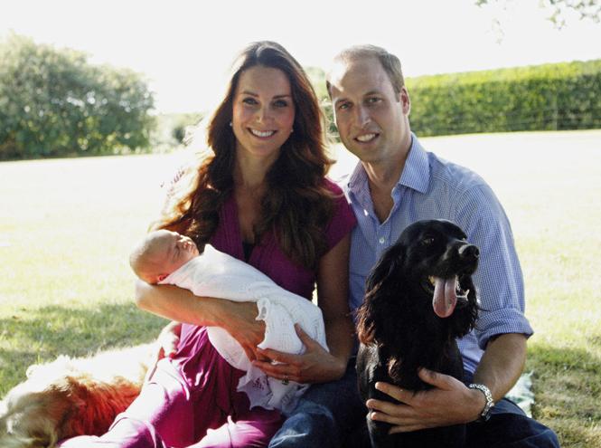 Фото №13 - 12 королевских традиций, которые нарушили Кейт Миддлтон и принц Уильям