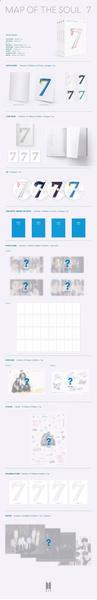 Фото №1 - BTS показали, что войдет в альбом «Map of the Soul: 7» помимо песен