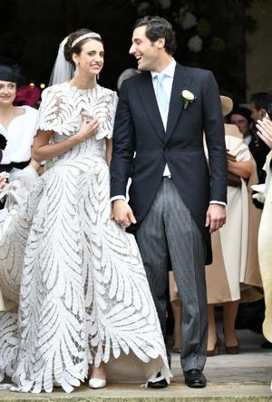 Фото №17 - 10 самых стильных звездных свадеб 2019 года