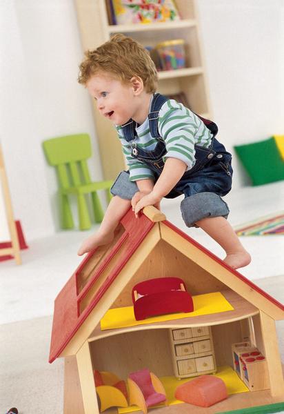 Фото №1 - Направить энергию ребенка в мирное русло