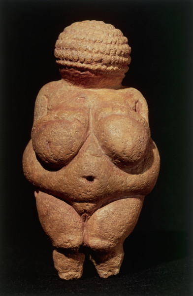 Таким был идеал женщины для наших предков