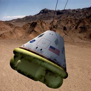 Фото №1 - Космонавты вернулись на Землю