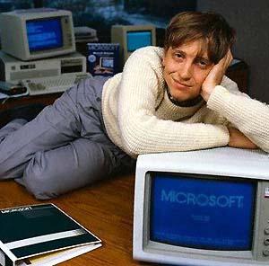 Фото №1 - Богатейшим американцем остается Билл Гейтс
