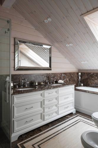 Фото №13 - Усадьба в классическом стиле 380 м² в курортном районе Петербурга