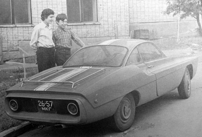 Фото №4 - «Спорт-900»: короткая история советского «Порше»