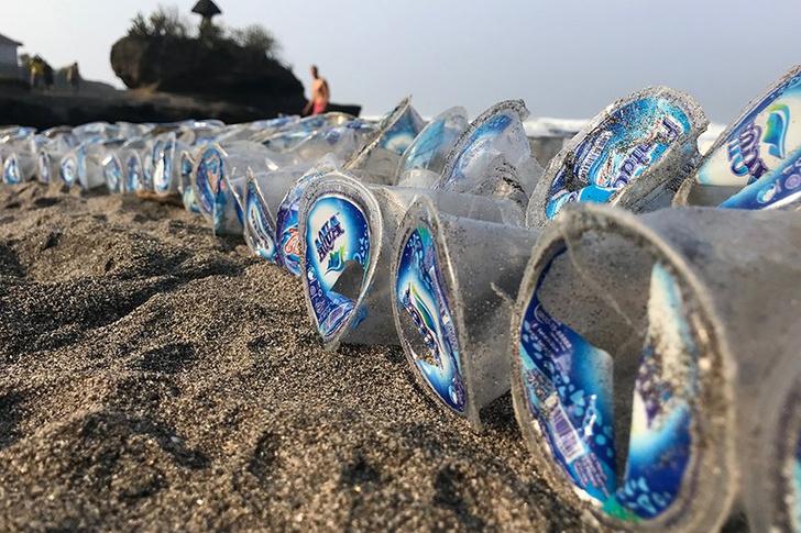 Фото №3 - Скульптура из пластика на Бали: что можно сделать из мусора