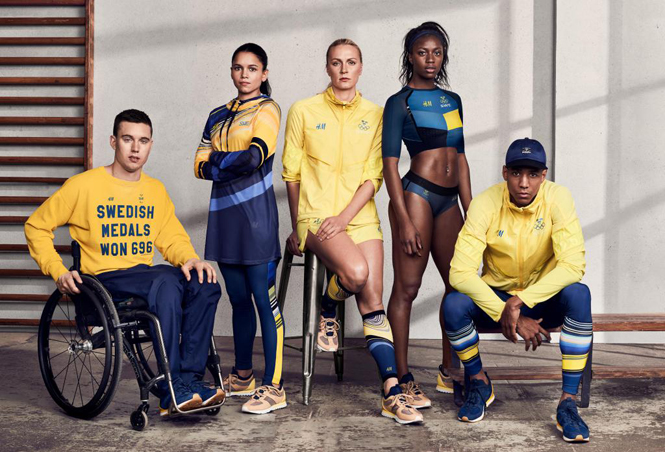 Фото №19 - От Лубутена до H&M: самая обсуждаемая форма олимпийцев-2016