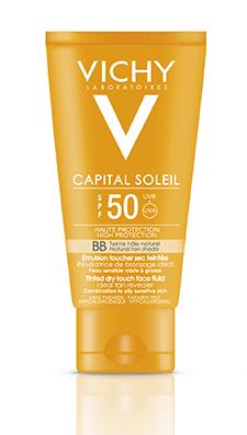 BB-флюид Capital Soleil, SPF 50+, Vichy