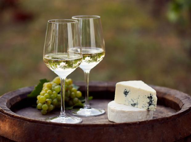 Фото №1 - 9 примеров самых удачных сочетаний сыра и вина