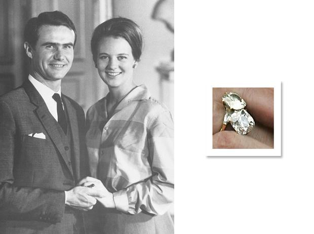 Фото №4 - Скажи «да!»: помолвочные кольца европейских принцесс и королев