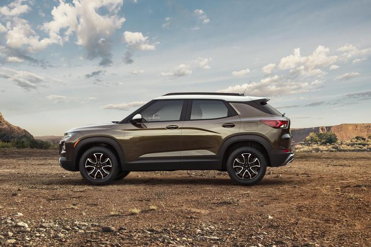 Фото №5 - Новый Chevrolet Trailblazer показал, как не надо продавать автомобили