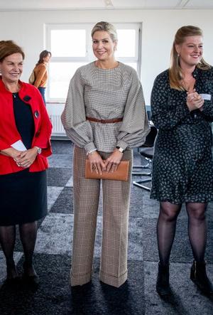 Фото №15 - Стильная Максима: 5 модных правил королевы Нидерландов