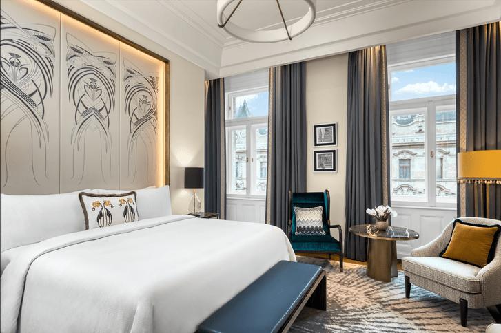 Фото №6 - Обновленный отель-дворец Matild Palace в Будапеште