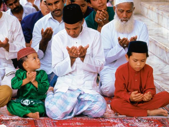 Фото №5 - Все, что «неверному» нужно знать об исламе