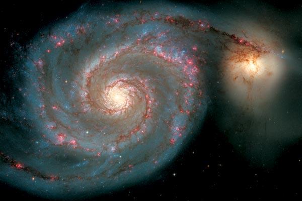 Фото №1 - Столкновения галактик