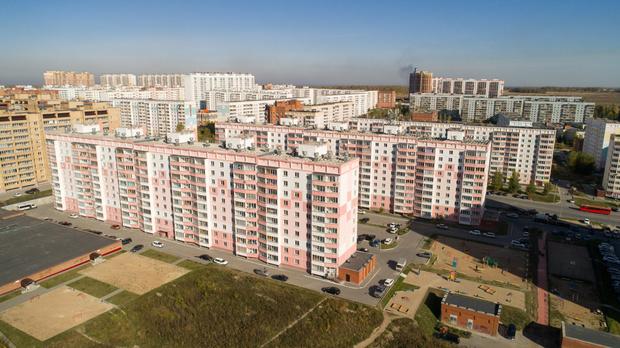 Фото №1 - Задолженность по ипотеке в России за год выросла на 13,8%