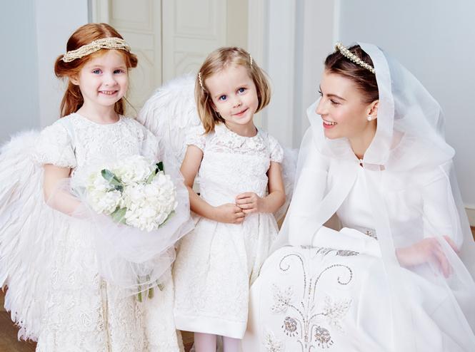 Фото №2 - А la Russe: свадебные платья от российских дизайнеров