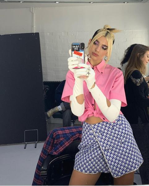 Фото №6 - Money piece: модное окрашивание как у Маруси из Dream Team и не только