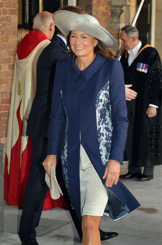 Фото №9 - Гардероб Кэрол Миддлтон: как одевается мама герцогини Кембриджской