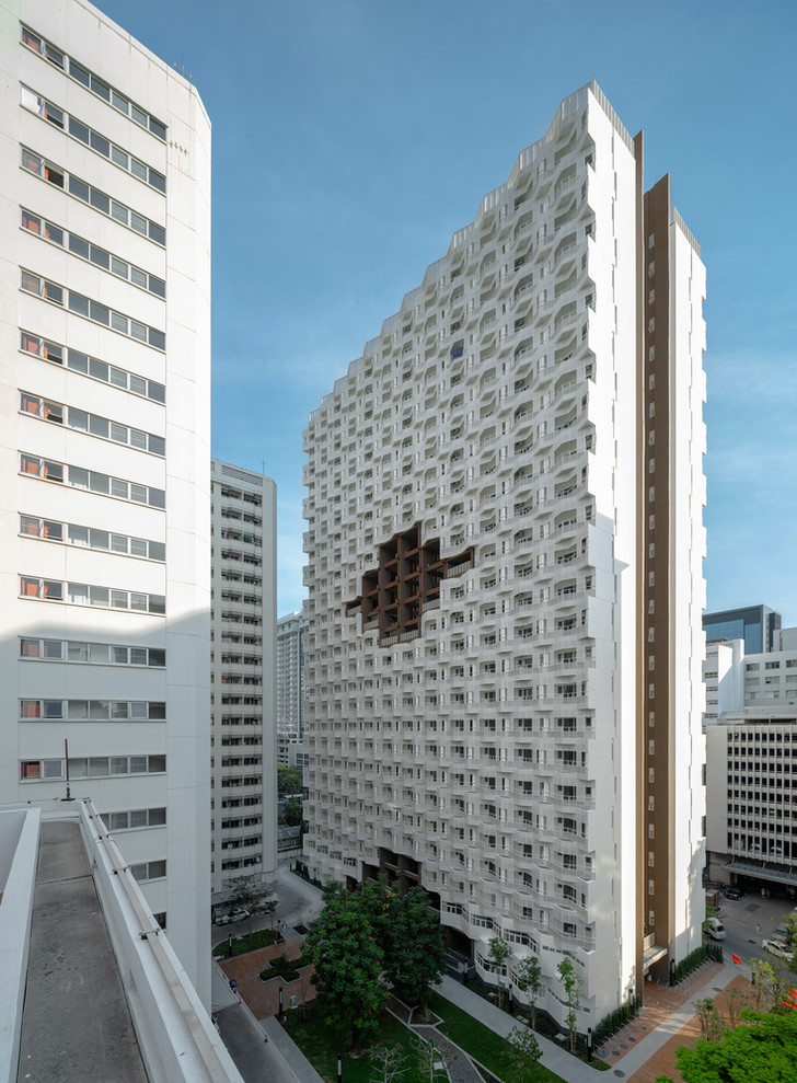 Фото №3 - Общежитие Красного Креста в Бангкоке