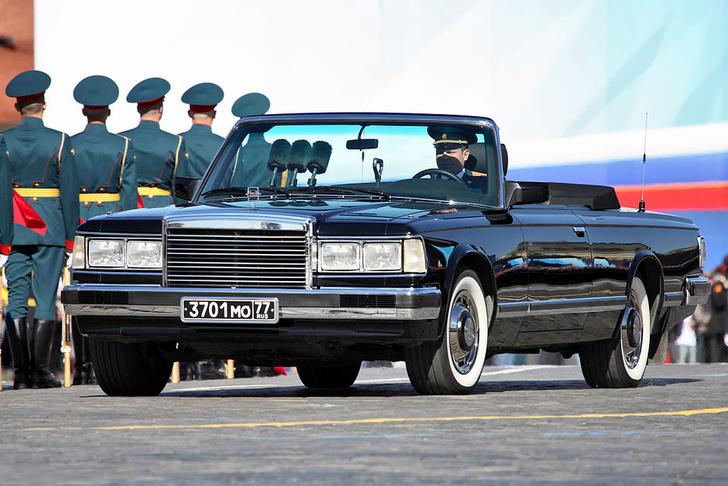 Фото №4 - Волк в овечьей шкуре: секретные автомобили советских спецслужб