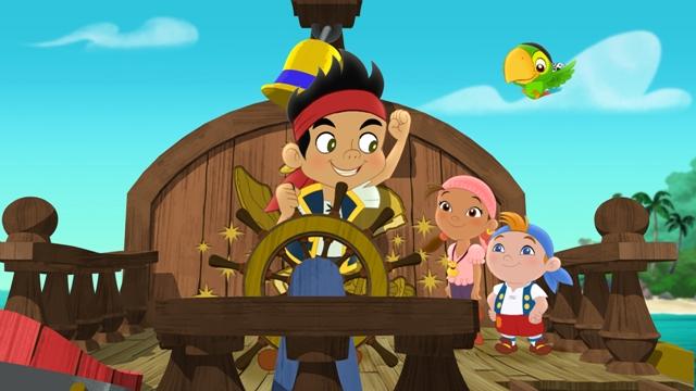 Фото №1 - На Канале Disney лето начнется с принцессами и пиратами
