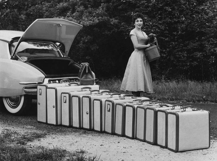 Фото №1 - Не давите на чемодан, или Секреты стильной упаковки