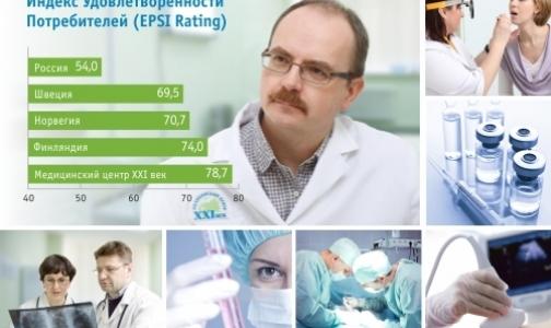 Фото №1 - Итоги-2014: частная медицина обгоняет государственную?
