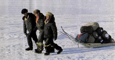 Фото №3 - Прыжок на льдину