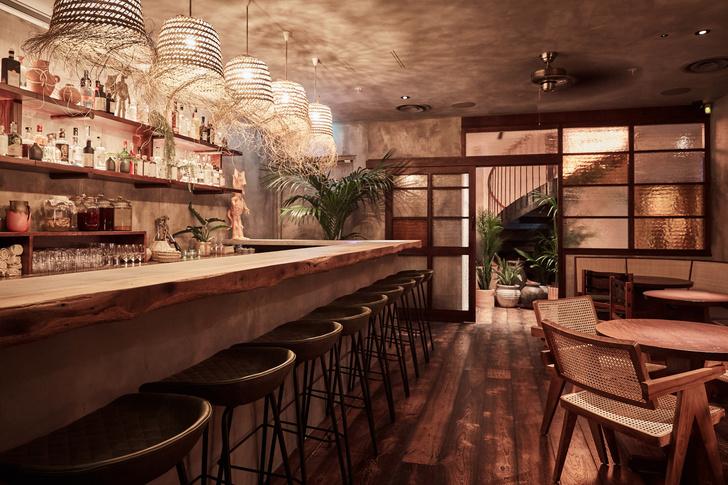 Фото №9 - Мексиканский ресторан Kol в Лондоне