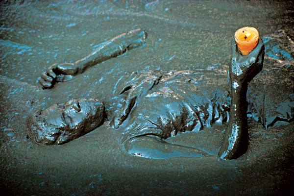 Фото №1 - Земля мертвецов