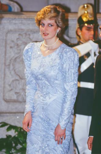 Фото №2 - До/после: как принцесса Диана дарила вторую жизнь старым нарядам